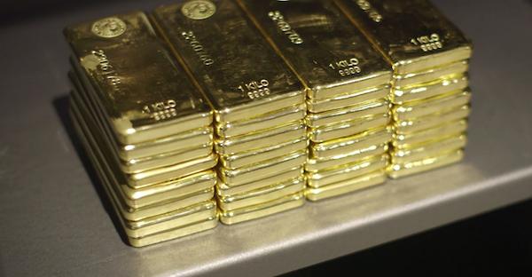 Gold Bars - Bullion - Precious Metal