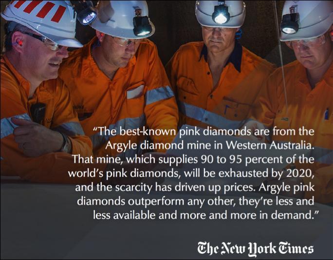 Pink Diamond miners